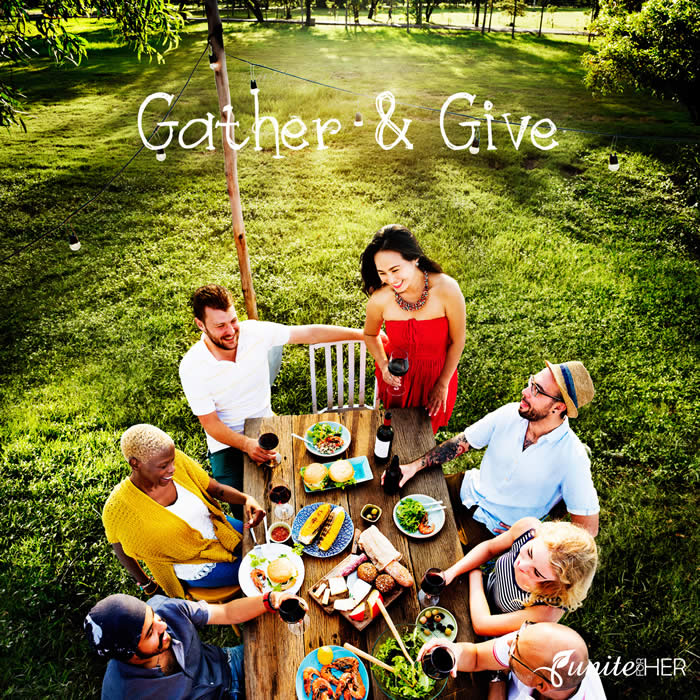 Gather & Give