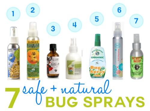 7 Safe + Natural Bug Sprays | Unite For Her
