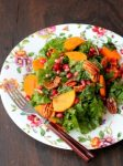 kale-persimmon-and-pecan-salad