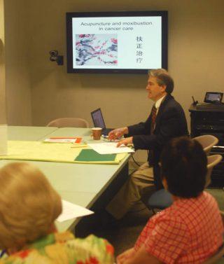Acupuncture presentation