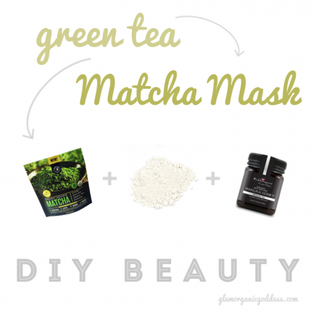 DIY_Beauty_Green_Tea_Matcha_Facial_Mask