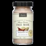 organic-face-mask-chocolate